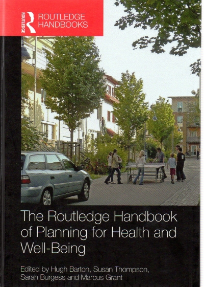 Cover of Routledge Handbook