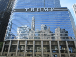 Trump hotel, Chicago